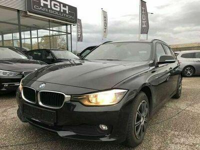 gebraucht BMW 320 d xDrive Touring Automatik / NAVI / LEDER / AHK