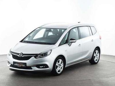 gebraucht Opel Zafira 1.4 Turbo Aut. 7-SITZER TEMP SHZ LENKRADHEIZNG