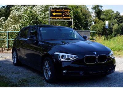 gebraucht BMW 116 1er-Reihe i Sport Line*XENON,PDC,SPORTSITZ*5 Türig* Limousine,