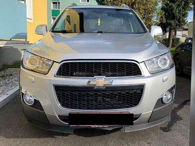 gebraucht Chevrolet Captiva LTC SUV / Geländewagen