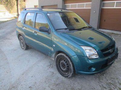 brugt Suzuki Ignis 1,3 GL 5TG 4WD ALLRAD Klein-/ Kompaktwagen,