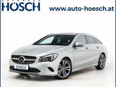 gebraucht Mercedes CLA180 Shooting Brake CLA-Klasse d LP: 43.555,-€ Kombi / Family Van,