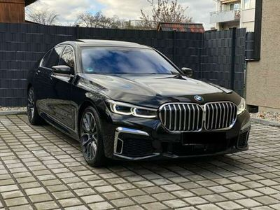 gebraucht BMW 740L d xDrive (G11/G12)