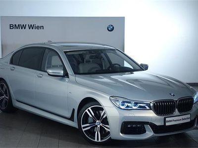 gebraucht BMW 750L 7er-Reihe d xDrive Österreich-Paket Aut. Limousine,