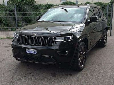 gebraucht Jeep Grand Cherokee 3,0 V6 CRD 75th Anniversary