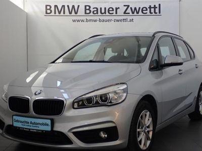gebraucht BMW 218 Active Tourer 2er-Reihe d Advantage Limousine,