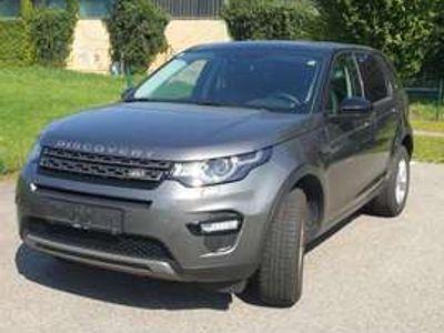 gebraucht Land Rover Discovery Sport 2.0 TD, 4WD SE AUT SUV / Geländewagen