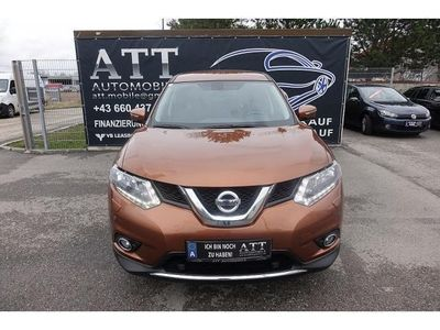 brugt Nissan X-Trail 1,6dCi 360° ALL-MODE 4x4i