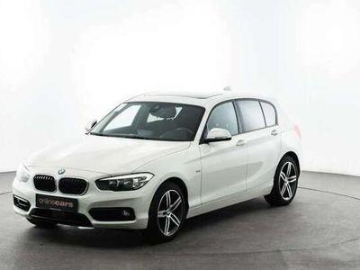 gebraucht BMW 118 d Aut. OPENSKY HARMAN-SOUND RADAR RFK NAVI