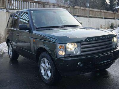 brugt Land Rover Range Rover 3,0 Td6 HSE Leder Navi Xenon AHV SUV / Geländewagen,