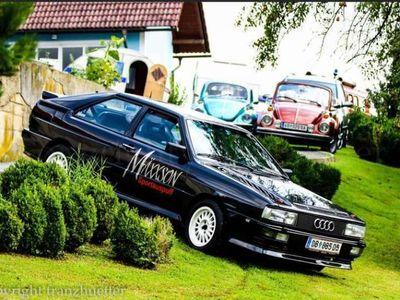 gebraucht Audi Coupé urquattro Typ85 Sportwagen /