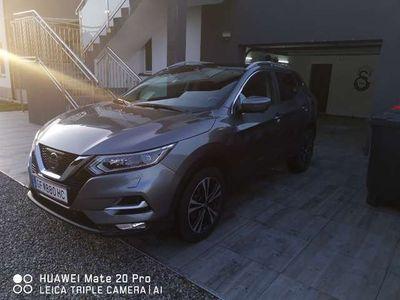 gebraucht Nissan Qashqai 1,6 dCi N-Vision ALL-MODE 4x4i