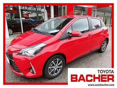 gebraucht Toyota Yaris 1,0 VVT-i Active m. DESIGN-Paket