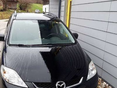 gebraucht Mazda 5 CR1/19T/6 Kombi / Family Van,