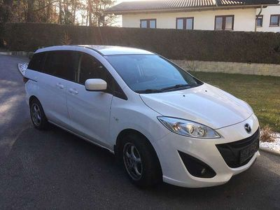 gebraucht Mazda 5 5CD116 TX Kombi / Family Van