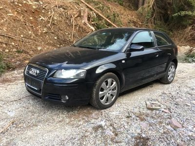 gebraucht Audi A3 1,9 TDI DPF S-Line Limousine