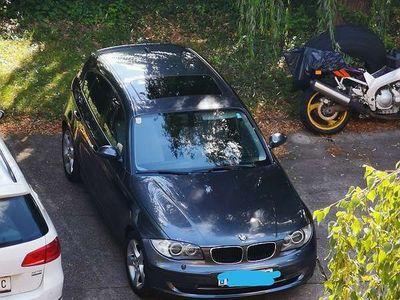 gebraucht BMW 120 1er-Reihe i Aut. 170PS Limousine