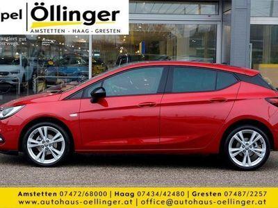 gebraucht Opel Astra GS Line 1.2 Turbo Facelift !!