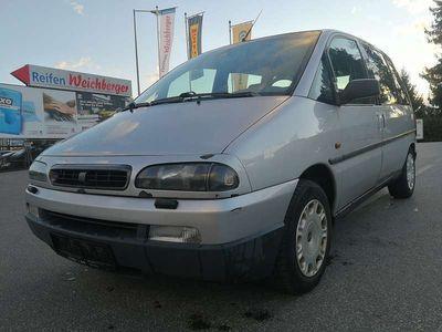 gebraucht Fiat Ulysse 2,0 EL JTD Kombi / Family Van