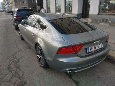 gebraucht Audi A7 Sportback 3,0 TDI quattro DPF S-tronic