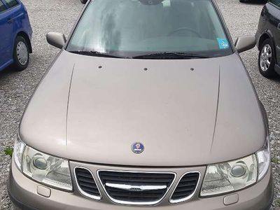 gebraucht Saab 9-5 Linear 2,2 TiD Business Edit. Sport Limousine