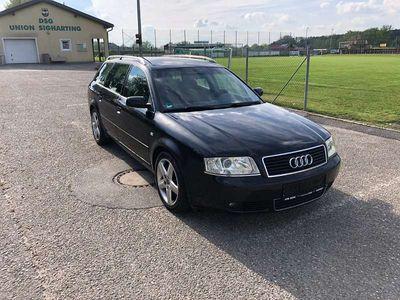 gebraucht Audi A6 2.5tdi Kombi / Family Van