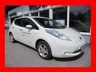 brugt Nissan Leaf (mit Batterie) Acenta 24 kWh Limousine