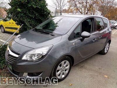 gebraucht Opel Meriva 1,4 ecoflex Österreich Edition Start/Stop System