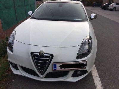 gebraucht Alfa Romeo Giulietta JTD 2,0 Limousine