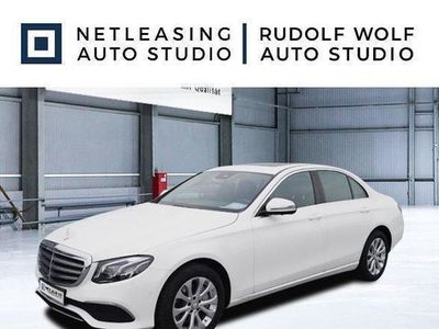 gebraucht Mercedes E300 Exclusive+360°+Leder+Widescreen+Multib LED SHD