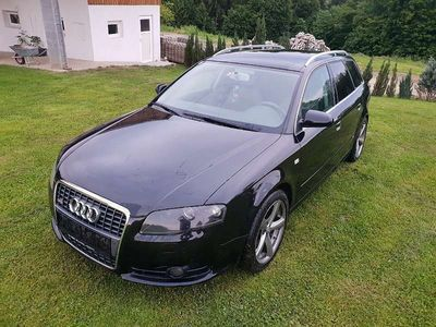 gebraucht Audi A4 A43.0Tdi *Quattro* S-line Kombi / Family Van,