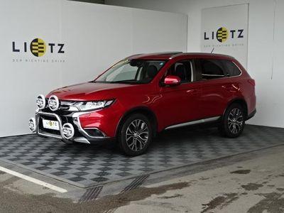 gebraucht Mitsubishi Outlander 2,2 DI-D Instyle Aut. SUV / Geländewagen