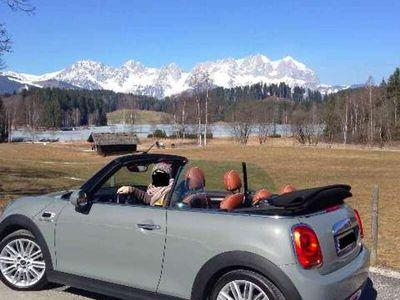 gebraucht Mini Cooper D Cabriolet Cabrio / Roadster
