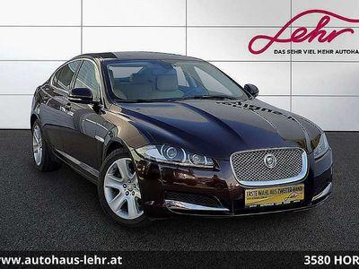 gebraucht Jaguar XF 2,2 Diesel Luxury Limousine