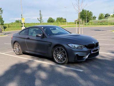 gebraucht BMW M4 4er-ReiheCompetition DKG 450PS Sportwagen / Coupé