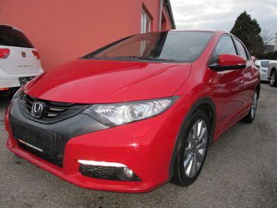 gebraucht Honda Civic 1,6i-CTDi Lifestyle