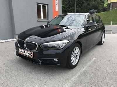 brugt BMW 116 1er-Reihe Diesel Efficient Dynamics Advantage
