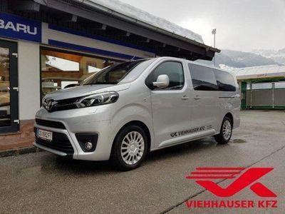gebraucht Toyota Verso Proace2,0 D-4D 150 Lang Family