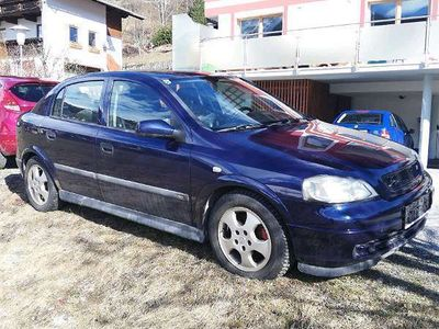 brugt Opel Astra 2.0 td Klein-/ Kompaktwagen,