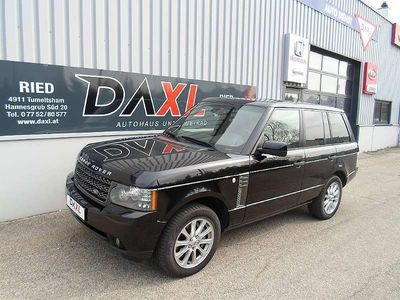 used Land Rover Range Rover 4,4 TDV8 Vogue DPF