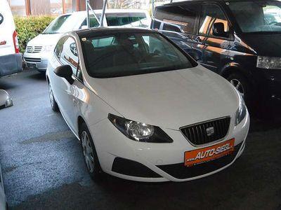 gebraucht Seat Ibiza SportCoupé Reference 1,2 Klein-/ Kompaktwagen
