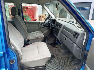 gebraucht VW T4 3-0-0 2,5 TDI
