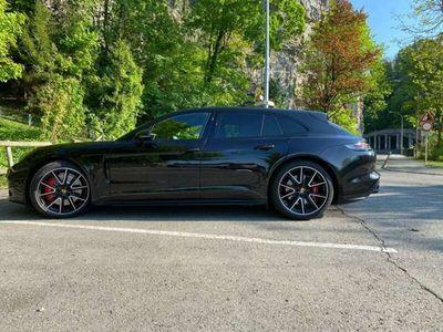 gebraucht Porsche Panamera 4 GTS Sport Turismo Aut.