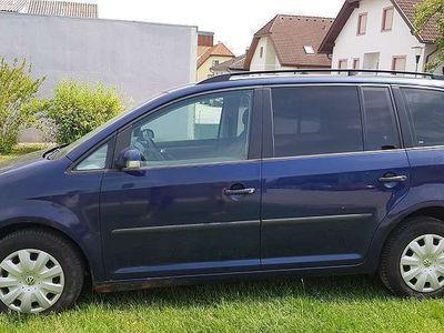 gebraucht VW Touran 1.9TDI Kombi / Family Van