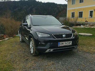 gebraucht Seat Ateca xcellence 1,4 TSI ACT 4Drive SUV / Geländewagen