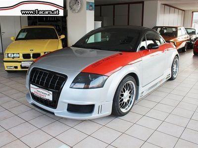 gebraucht Audi TT 1,8 T,Bose,Leder,Sitzh.,Klima,Rieger Verb.