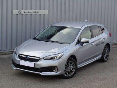 gebraucht Subaru Impreza 2,0i e-Boxer Style AWD Hybrid CVT Aut