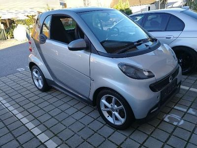 gebraucht Smart ForTwo Coupé pure micro hybrid drive