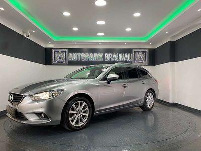 gebraucht Mazda 6 Sport Combi CD150 Attraction Aut. Kombi / Family Van
