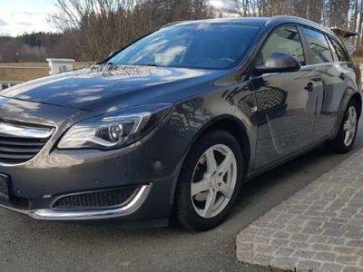 gebraucht Opel Insignia ST 1,6 CDTI ecoflex Edition Start/Stop System